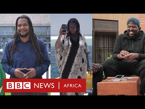 Why we left America to live in Africa - BBC Africa documentary