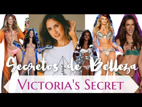 8 SECRETOS de Belleza de  VICTORIA'S SECRET ♥ happysunnyflowers