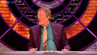 Stephen Fry's guests take snuff - QI: Series K Episode 2 Preview - BBC Two