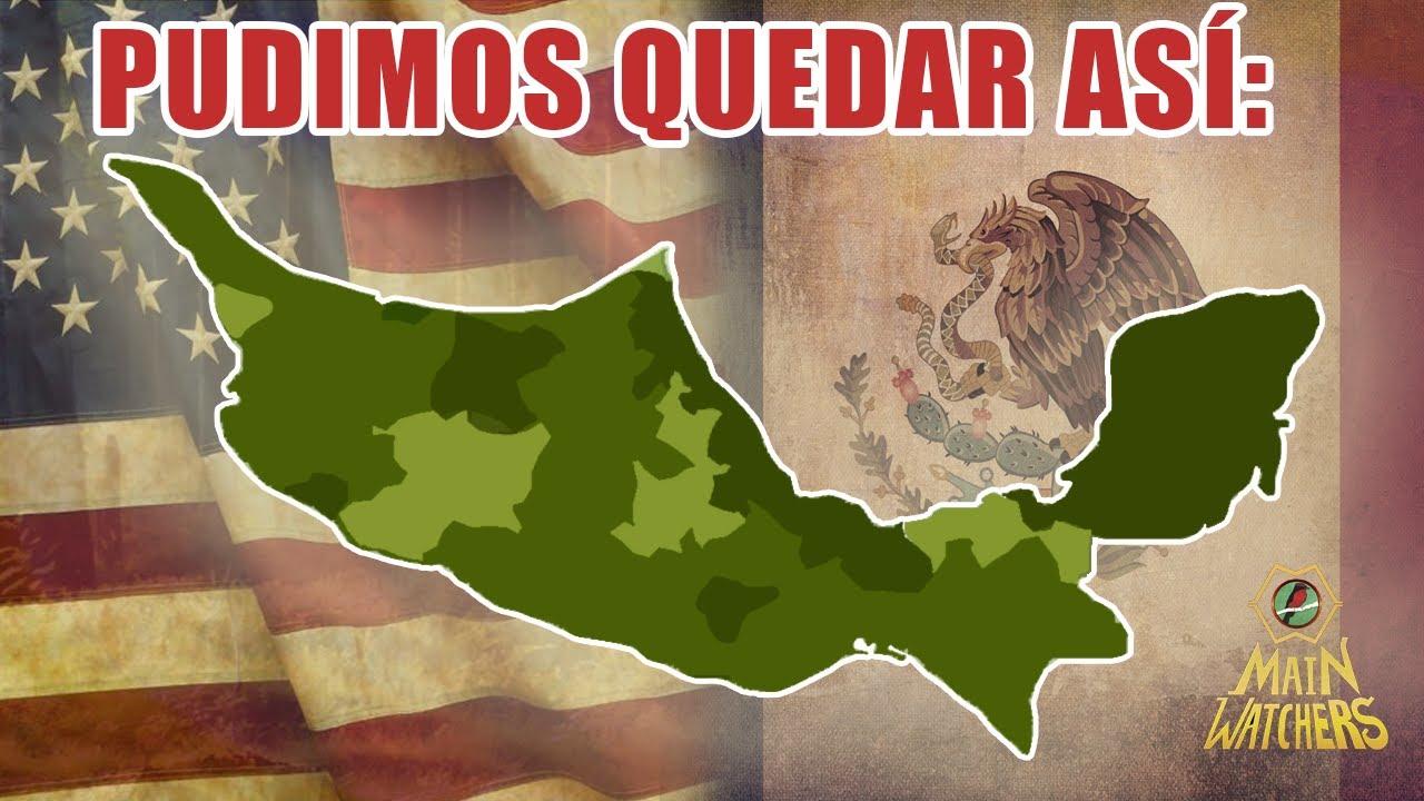 Las NEGOCIACIONES TERRITORIALES entre EEUU y MÉXICO