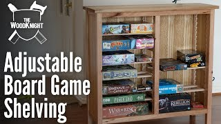 Adjustable Board Game Storage (Box Usurper) thumbnail