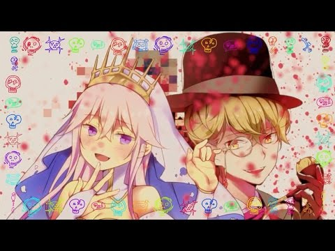 "Utata-P ft. GUMI - ""A Joyful, Fun, Happiness Carnival"" 嬉しい、楽しい、幸せカーニバル。 (English Subtitles)"
