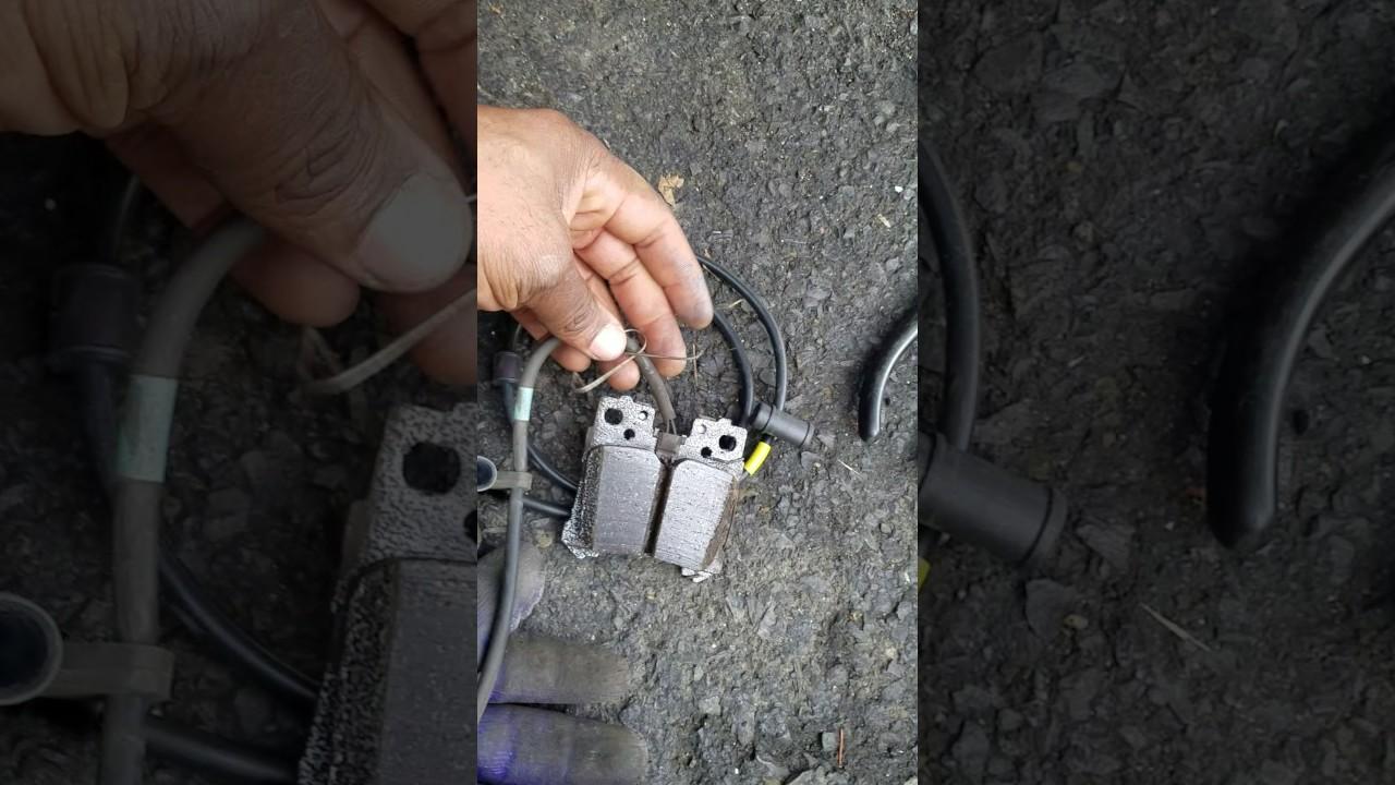 Lexus Ls 460 Break Job Youtube 2008 Ls460l Wiring