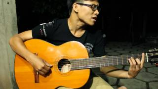 cover giọt đắng- Hồng Ân acoustic