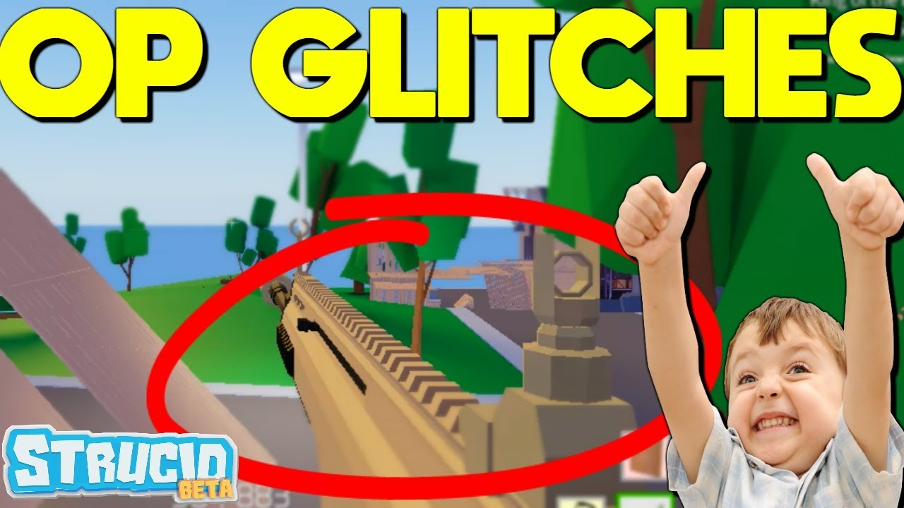 """I Tested """"OP GLITCHES"""" In Strucid *INSANE* (Roblox) - YouTube"""