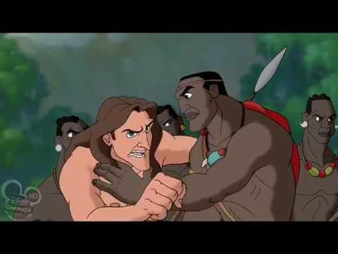 Legenda lui Tarzan Episodul 8(Raul otravit Partea-2)