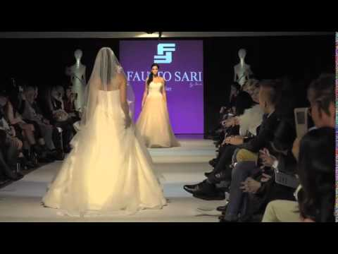 Fausto Sari - Streaming Sfilata in Villa Foscarini Cornaro - Collezione 2016