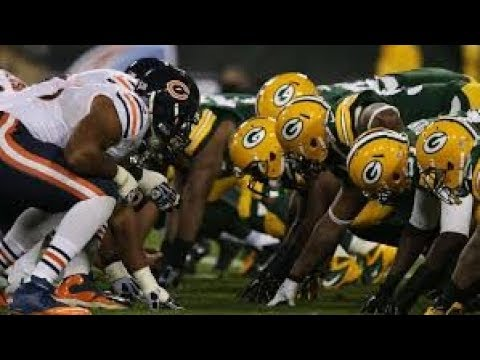SNF | Chicago Bears @ Green Bay Packers, September 9, 2018 +Rodgers to get 61st win over Trubisky