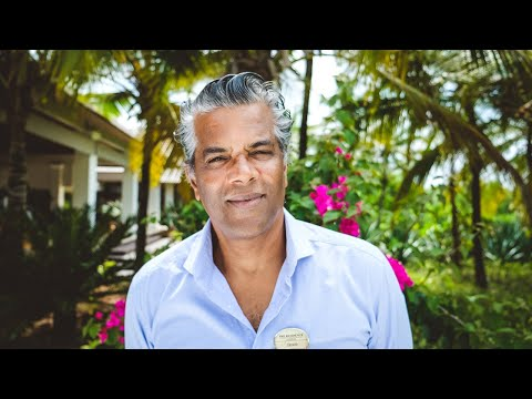 Interview with Bruce Bowan - General Manager of The Residence Zanzibar