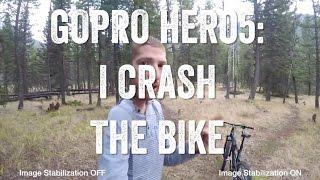GOPRO HERO5 Black Image Stabilization TESTS!