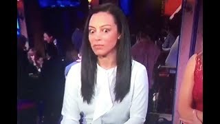 Angela Rye gets toasted for disrespecting Min Louis Farrakhan
