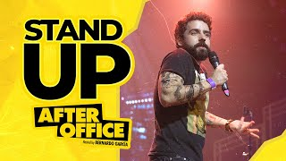 #StandUp   After Office: Javier Ibarreche