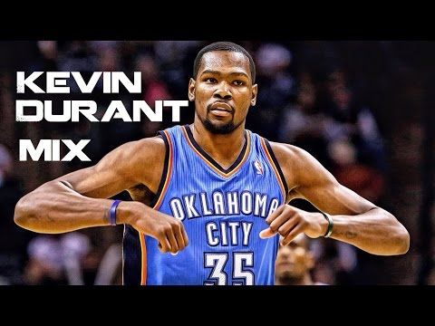 Kevin Durant Mix-Till I Collapse