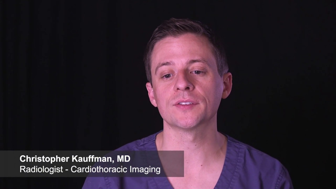 Christopher Kauffman, MD #MedicalRadiology