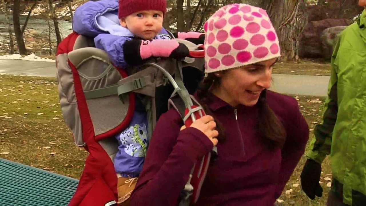 Osprey Packs Poco Series Child Carriers Product Tour