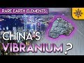 YouTube Turbo Rare Earth Elements: China's Vibranium?