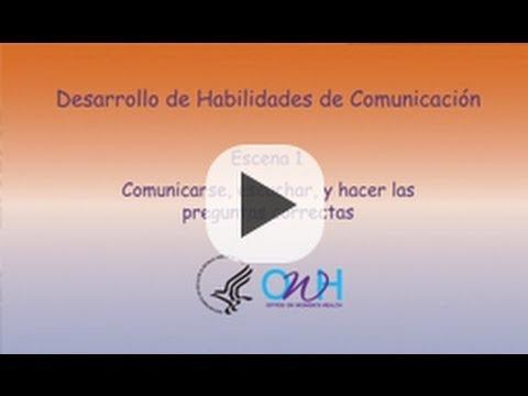 Communication Skills Building: The Gómez Family (Full Video, 8 Scenes)