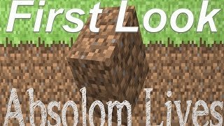 Absolom Lives - HQM Mod Pack - FTB JamPacked 2 Entry! - First Look
