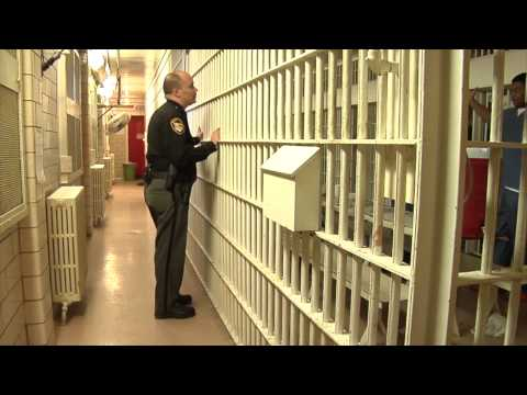 Overcrowded Fairfield County Jail - YouTube