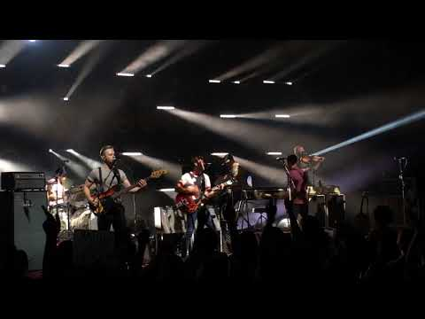 NIALL HORAN MIRRORS LIVE AT THE GREEK THEATER 2018 4K