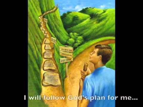 I will follow god 39 s plan youtube - Plan program design plot to follow ...
