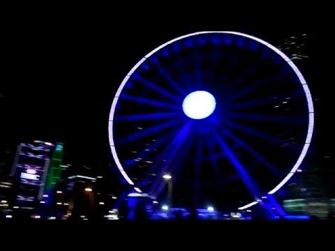 Hongkong observation wheel