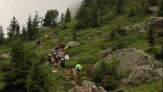 Marathon Mont-Blanc 2012, Chamonix Mont-Blanc