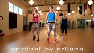 Rock around the clock by Bill Haley- jive/swing zumba fitness choreography
