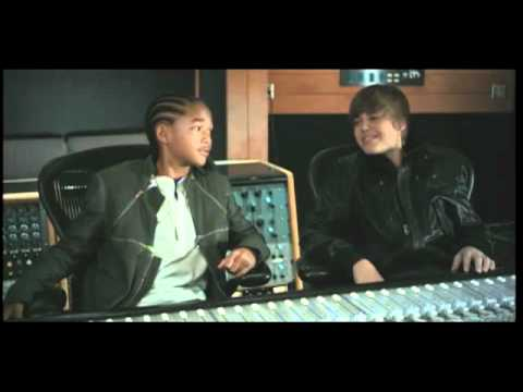The Karate Kid Soundtrack - Never say never - Justin Bieber ft. Jaden Smith