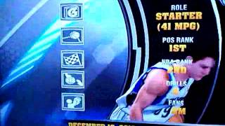 NBA 2k14 My Career - Accessories for Offline Players