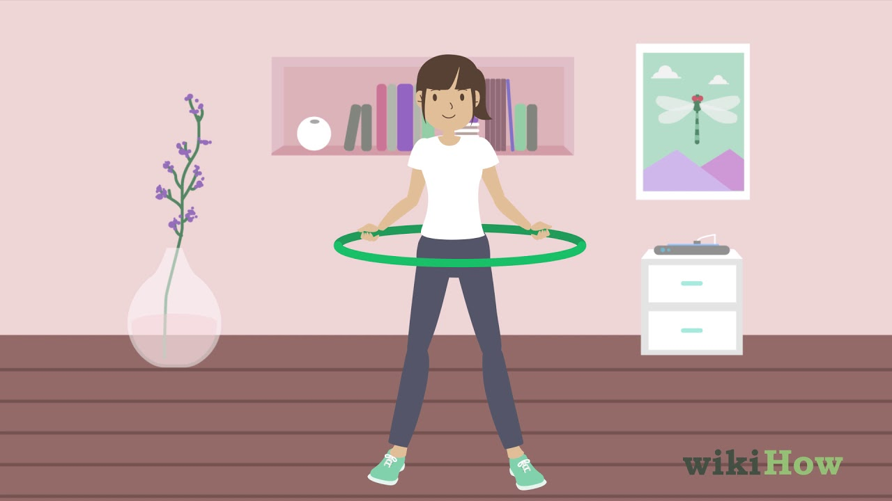 How To Hula Hoop 13 Steps With Pictures Wikihow