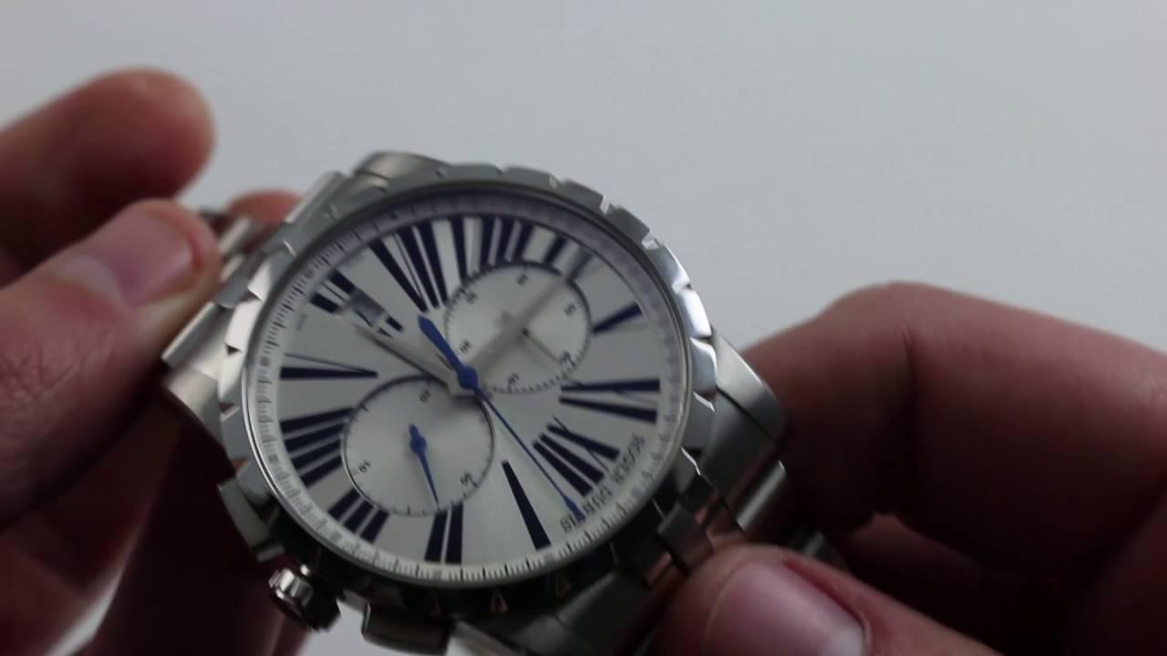 Швейцарские часы roger dubuis самый большой ассортимент в каталоге часов интернет-магазина deka. Ua. ☎ 0-800-211-652. Более 40 магазинов по.