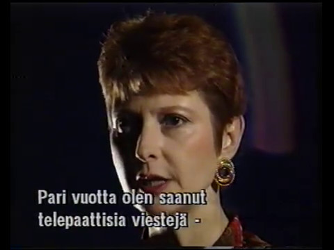 UFOt ja paranormaalit ilmiöt - message from another dimension (1995)