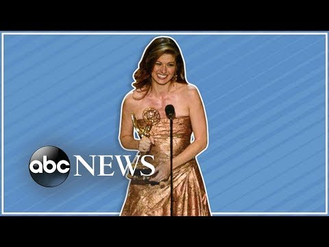 Take it from Debra Messing: 'You are perfect the way you are.'