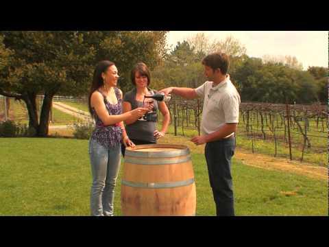 Santa Cruz County Wine Tasting