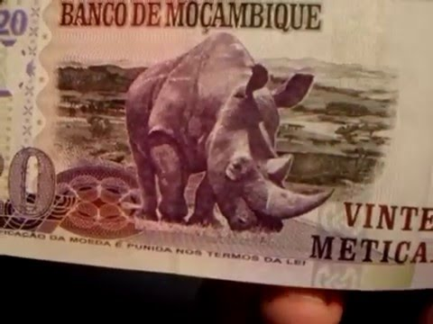 Mozambique African Paper Money Overview