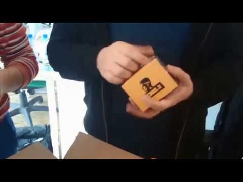Unboxing UTOK DOREL 3