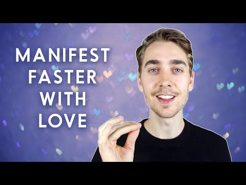 The Importance Of Love When Manifesting Your Desires (Law of Attraction Secret)