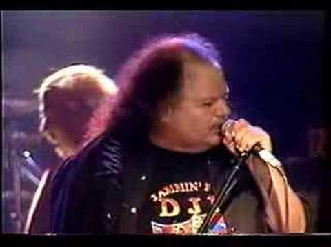 Danny Joe Brown And The Danny Joe Brown Band - Edge Of Sundown