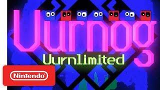 Uurnog Uurnlimited Launch Trailer - Nintendo Switch