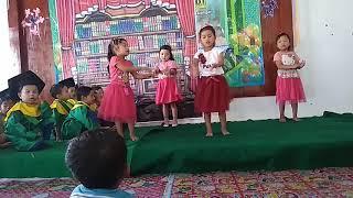 Tarian Anak PUTRI Cz (cie-cie Nella Kharisma)