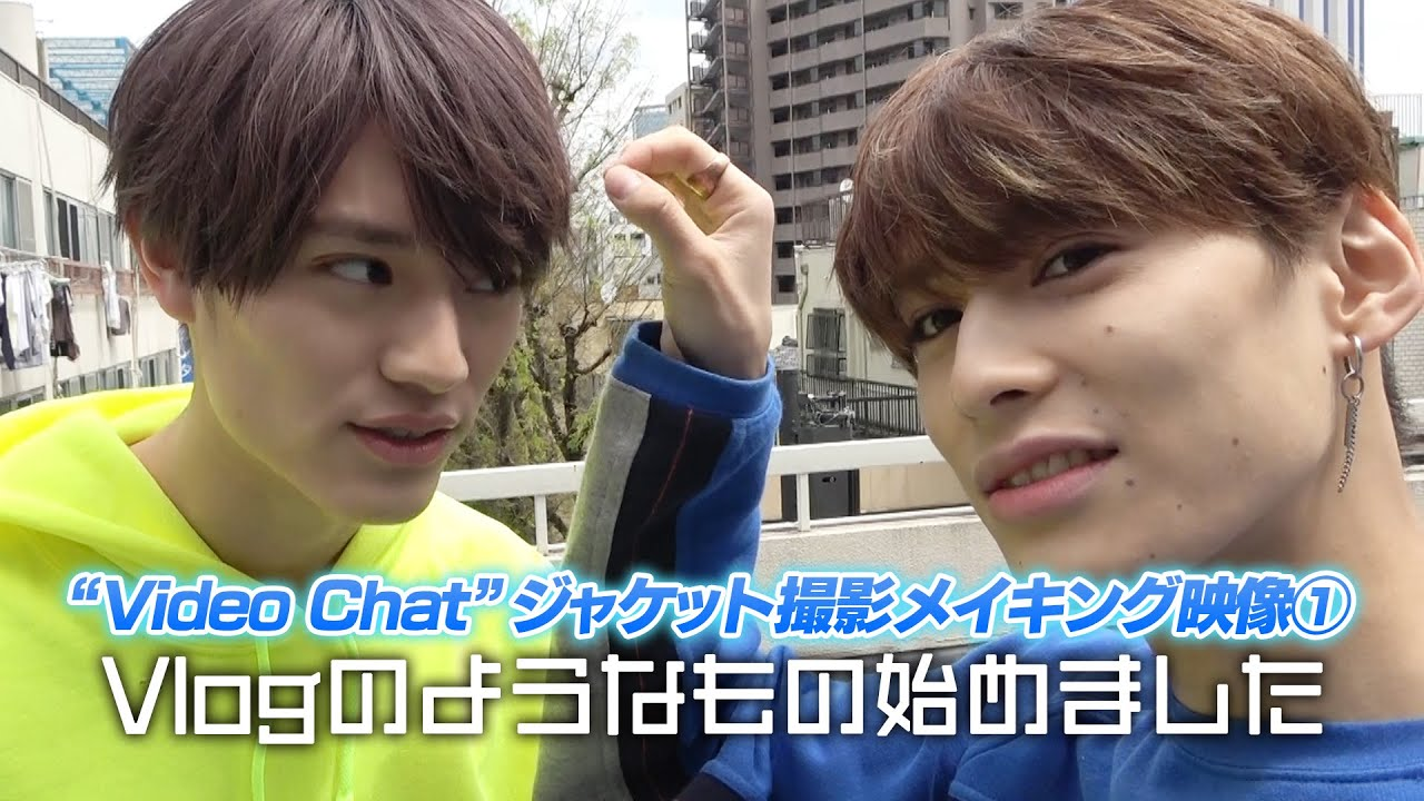 """ONE N' ONLY TV#27/""""Video Chat"""" Jacket Shooting Making Movie&Vlog①"""