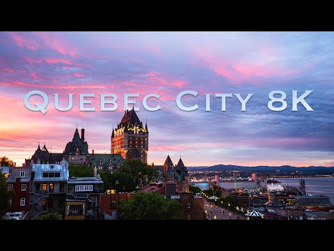 Quebec City 8K