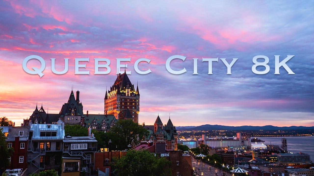 Download Quebec City 8K
