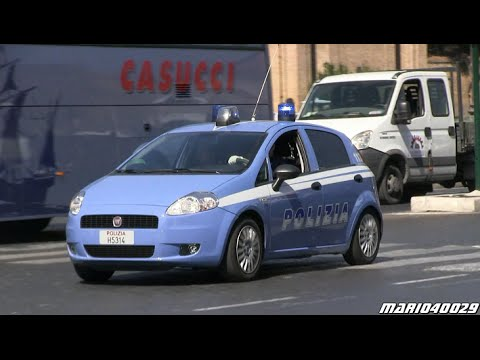 Polizia di stato roma rome state police youtube for Polizia di stato roma permesso di soggiorno