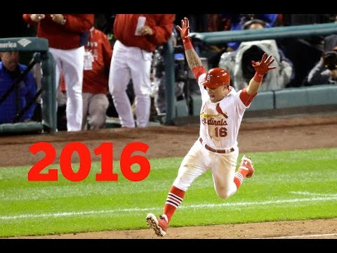 St. Louis Cardinals 2016 Pump Up ᴴᴰ