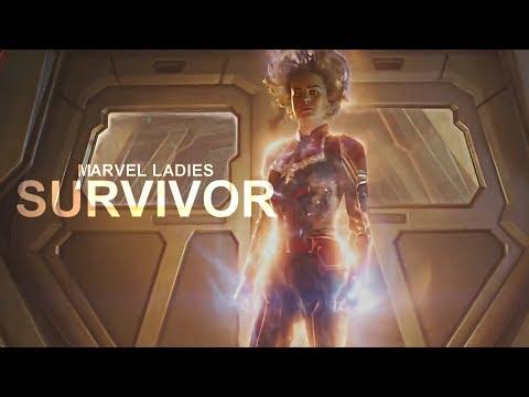 MARVEL LADIES || Survivor