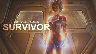 MARVEL LADIES || Survivor