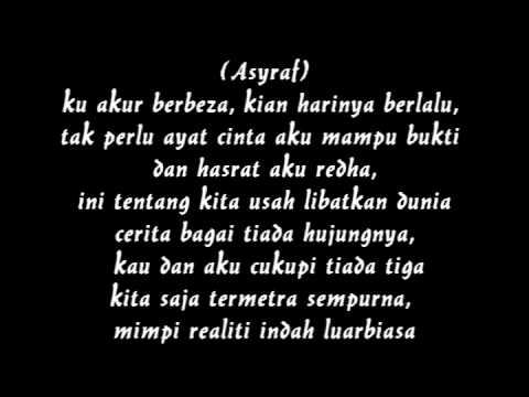 Asyraf Hardy - Biarlah feat Dedeq Faz