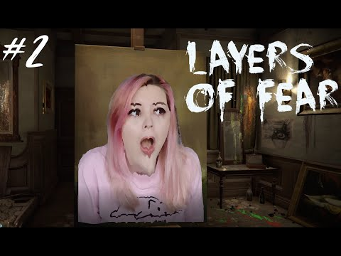 I CAN'T HANDLE THIS GAME! | Layers Of Fear |